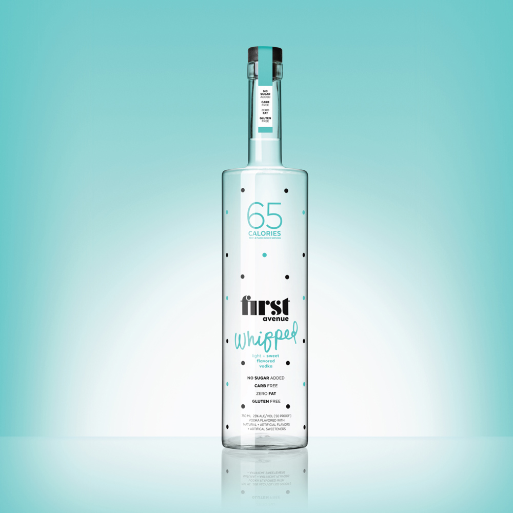 First Avenue Whipped Vodka